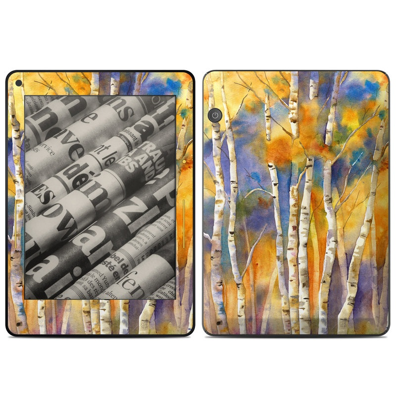 Aspens Amazon Kindle Voyage Skin