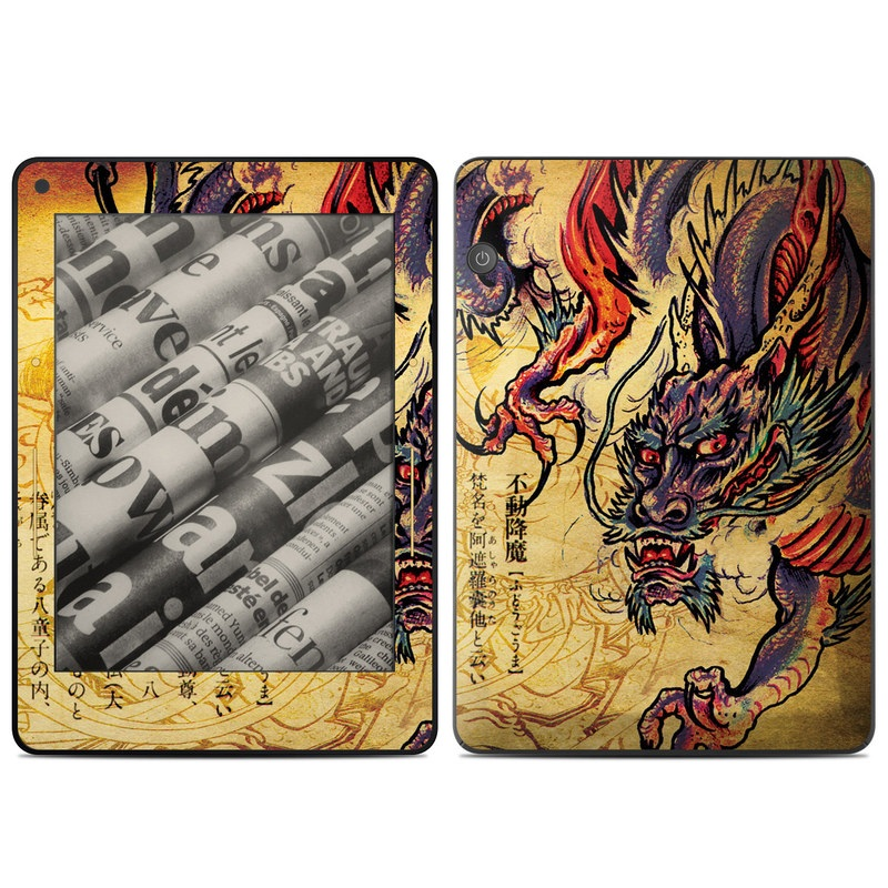 Dragon Legend Amazon Kindle Voyage Skin