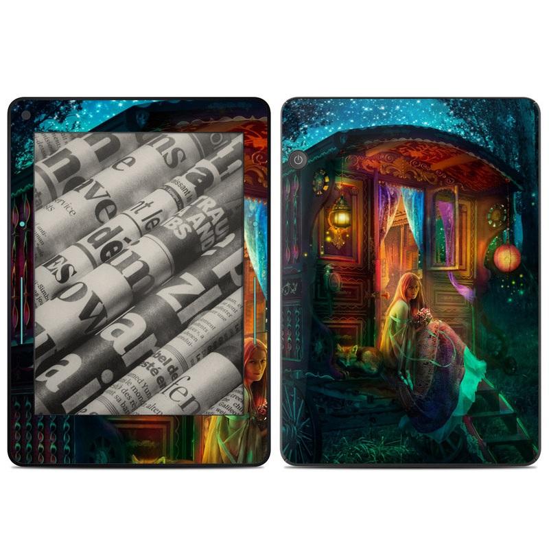 Gypsy Firefly Amazon Kindle Voyage Skin