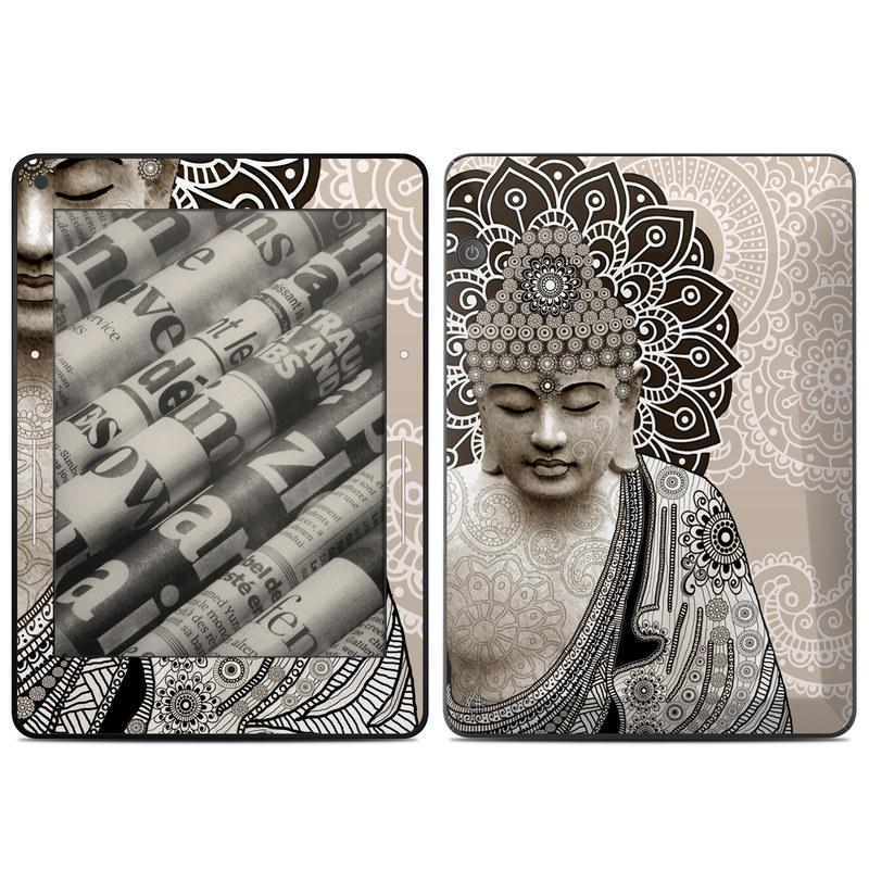 Meditation Mehndi Amazon Kindle Voyage Skin