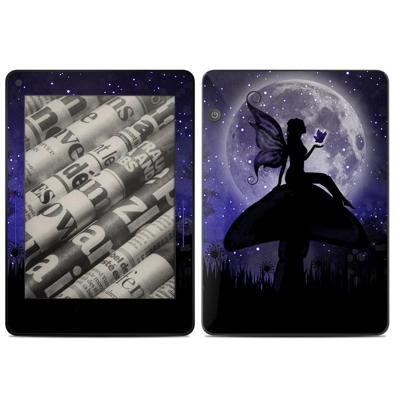 Moonlit Fairy Amazon Kindle Voyage Skin