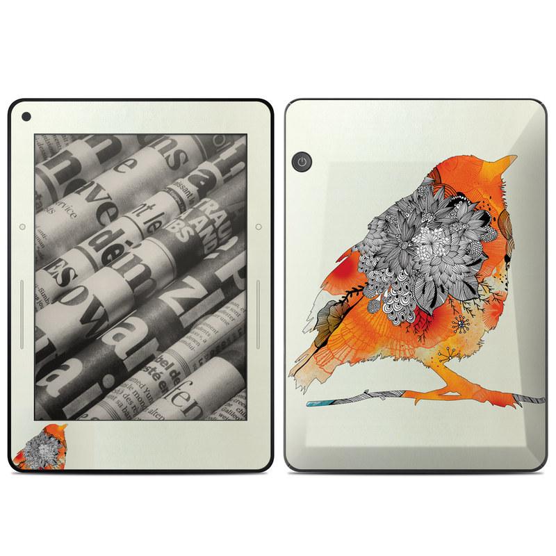 Orange Bird Amazon Kindle Voyage Skin