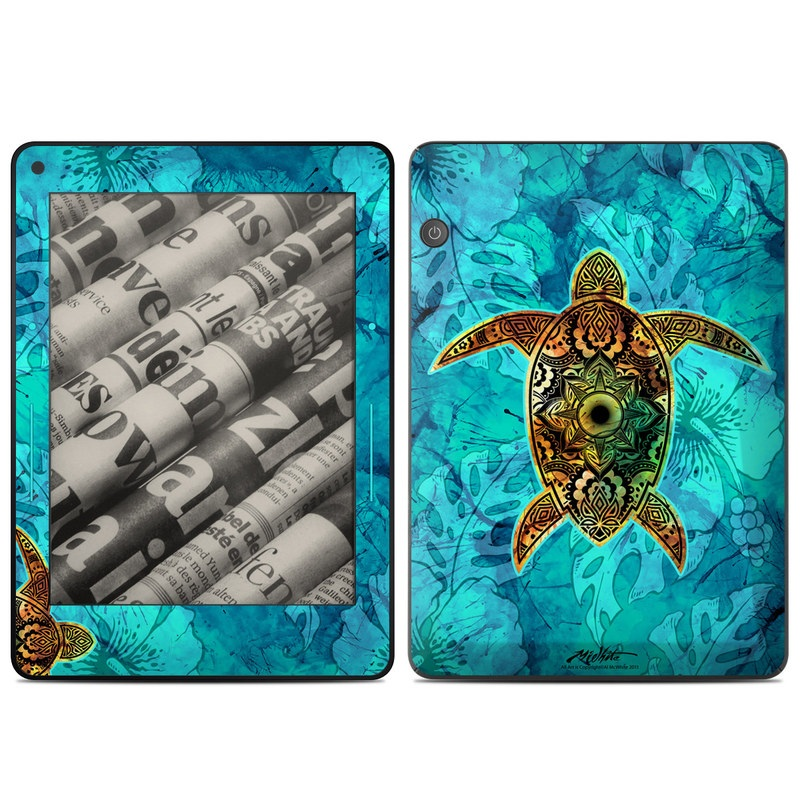 Sacred Honu Amazon Kindle Voyage Skin