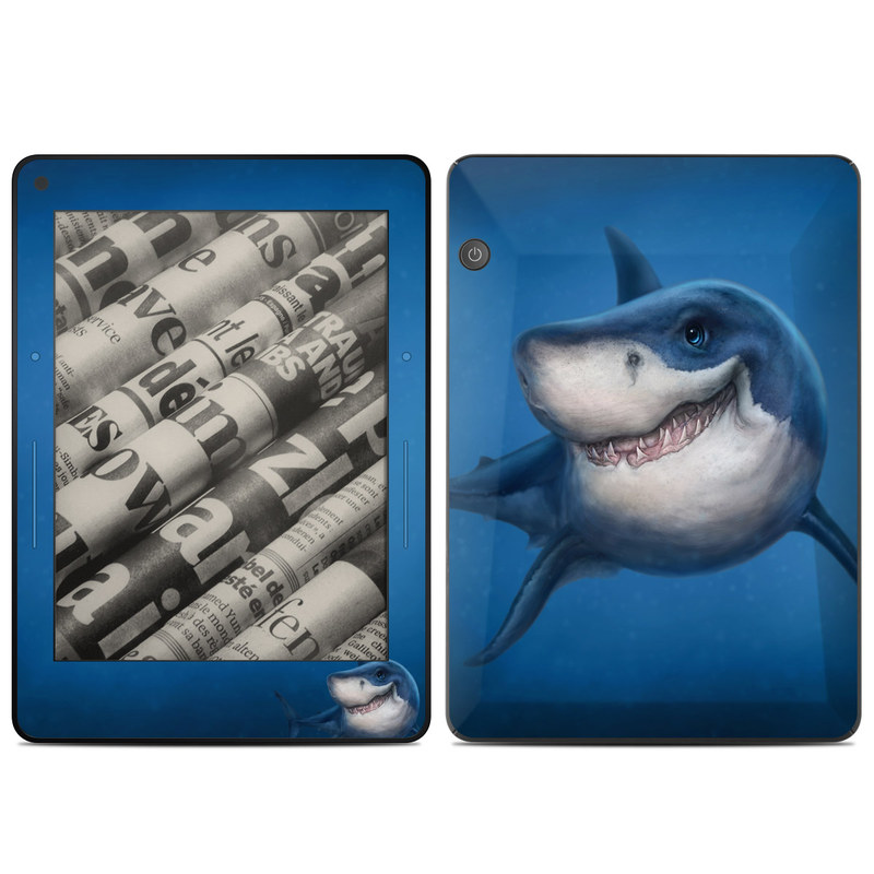 Shark Totem Amazon Kindle Voyage Skin