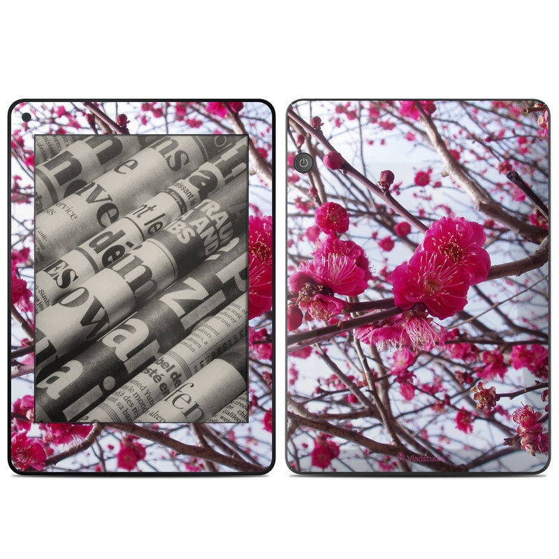 Spring In Japan Amazon Kindle Voyage Skin