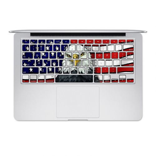 American Eagle MacBook Pre 2016 Keyboard Skin