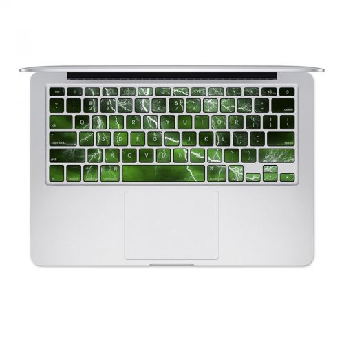 Apocalypse Green MacBook Pre 2016 Keyboard Skin