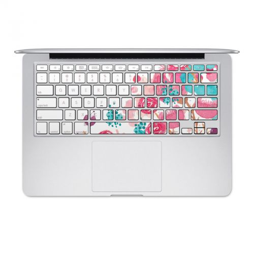 Blush Blossoms MacBook (Pre-2016) Keyboard Skin