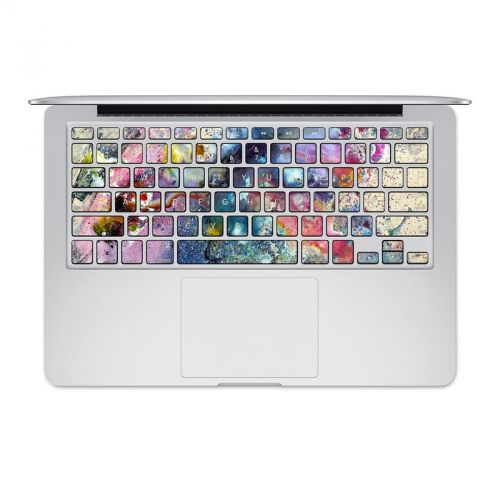 Cosmic Flower MacBook Pre 2016 Keyboard Skin