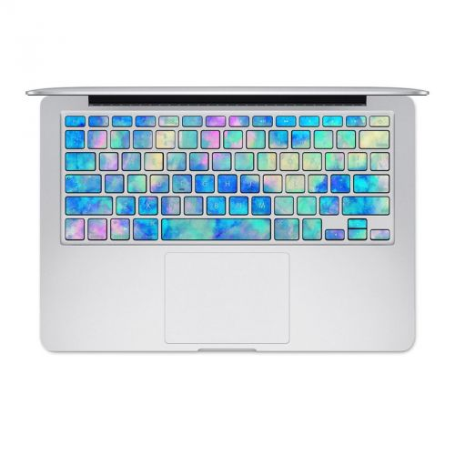 Electrify Ice Blue MacBook Pre 2016 Keyboard Skin