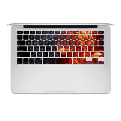 Flower Of Fire MacBook Pre 2016 Keyboard Skin