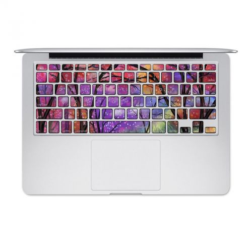 Moon Meadow MacBook Pre 2016 Keyboard Skin