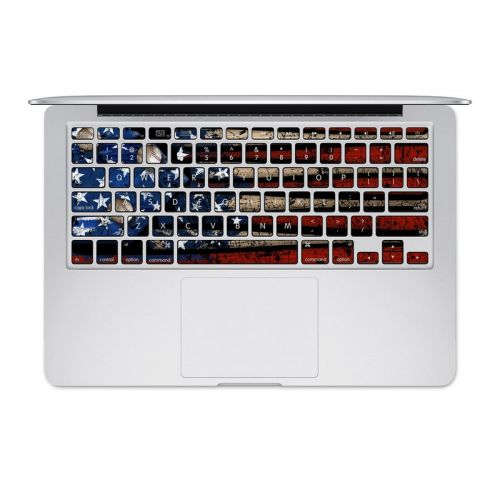 Old Glory MacBook Pre 2016 Keyboard Skin