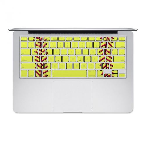Softball MacBook Pre 2016 Keyboard Skin
