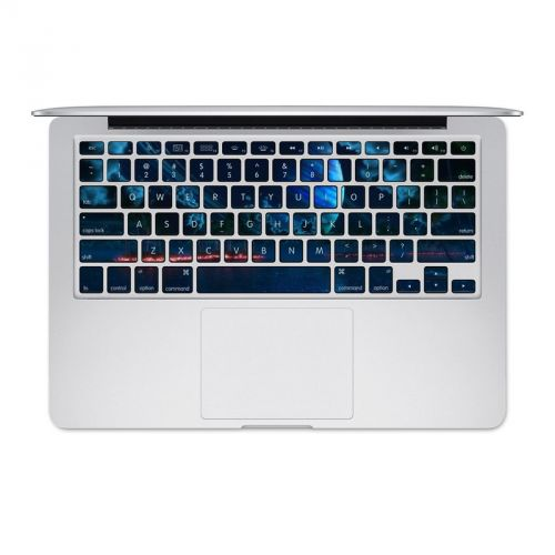 Thetis Nightfall MacBook Pre 2016 Keyboard Skin