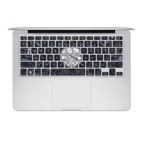 Time Travel MacBook Pre 2016 Keyboard Skin