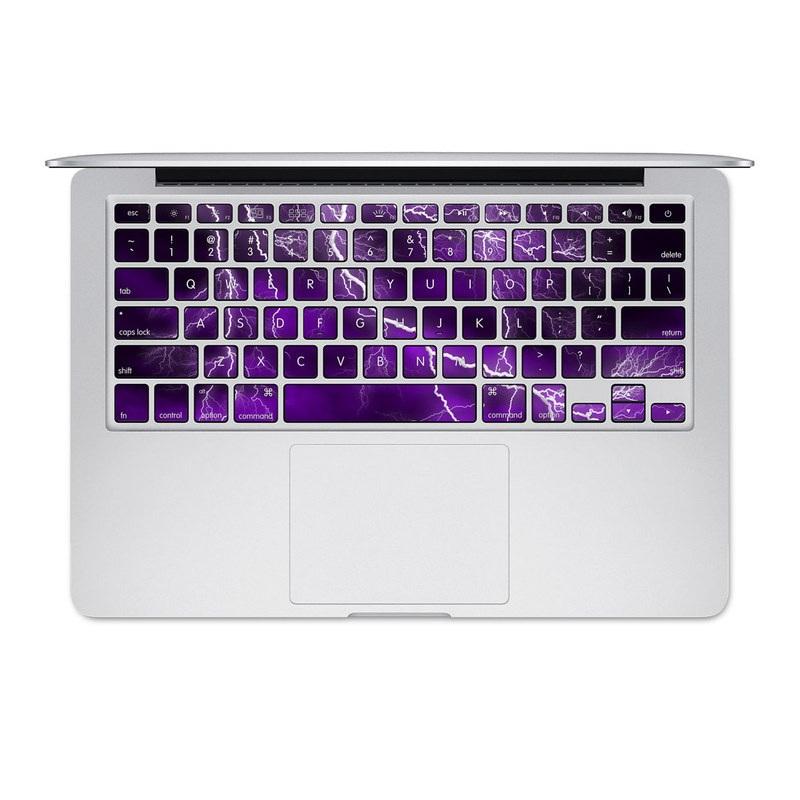 Apocalypse Violet MacBook Keyboard Skin