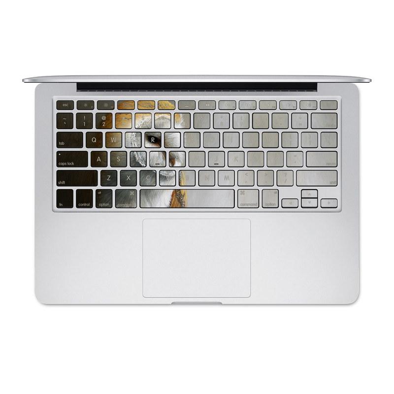 Barn Owl MacBook Pre 2016 Keyboard Skin