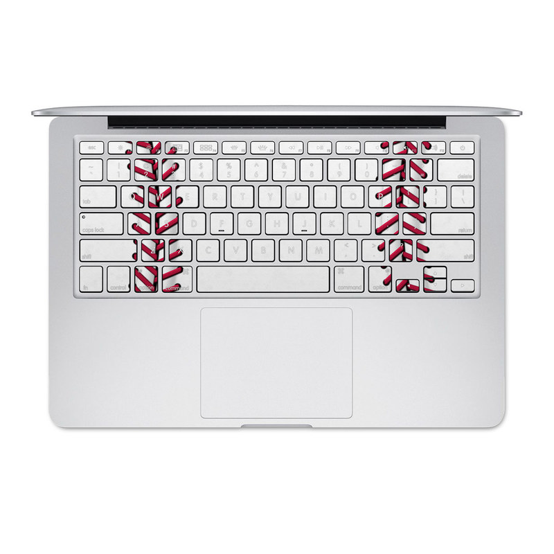 Baseball MacBook Pre 2016 Keyboard Skin