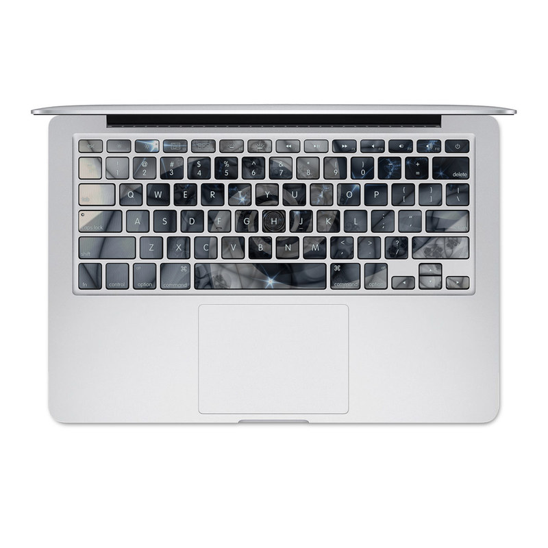 Birth of an Idea MacBook Pre 2016 Keyboard Skin