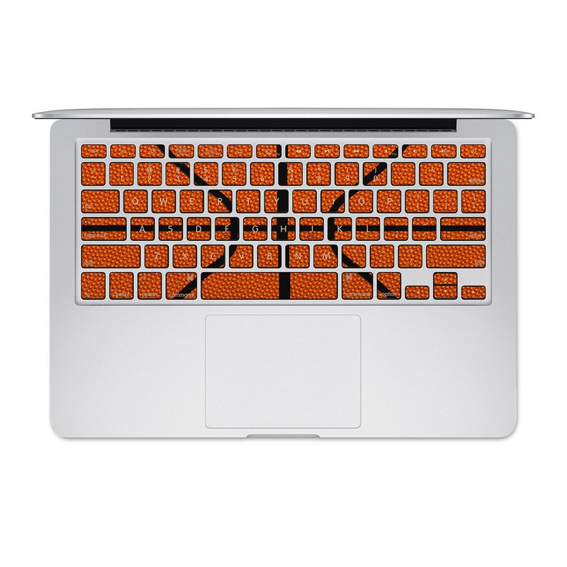 Basketball MacBook Keyboard Skin