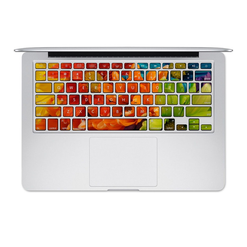 Colours MacBook Pre 2016 Keyboard Skin