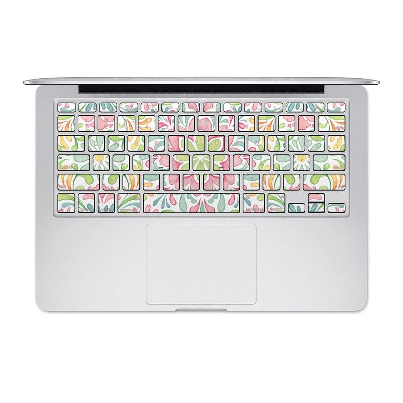 Honeysuckle MacBook Pre 2016 Keyboard Skin