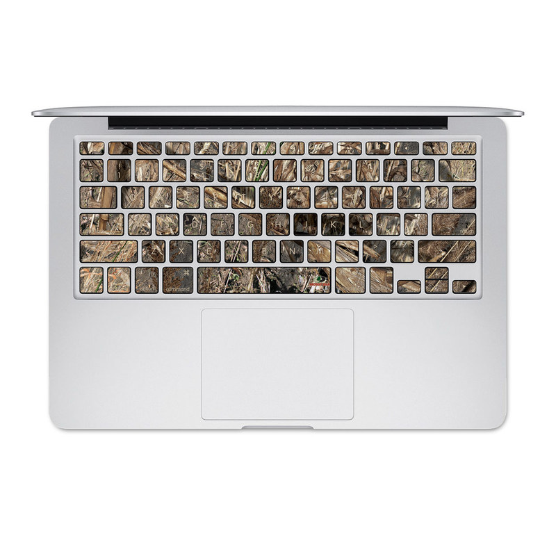 MacBook Pre 2016 Keyboard Skin design of Soil, Plant with black, gray, green, red colors