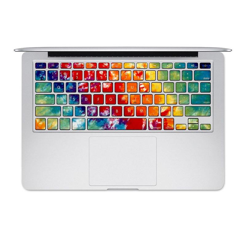 Tie Dyed MacBook Pre 2016 Keyboard Skin