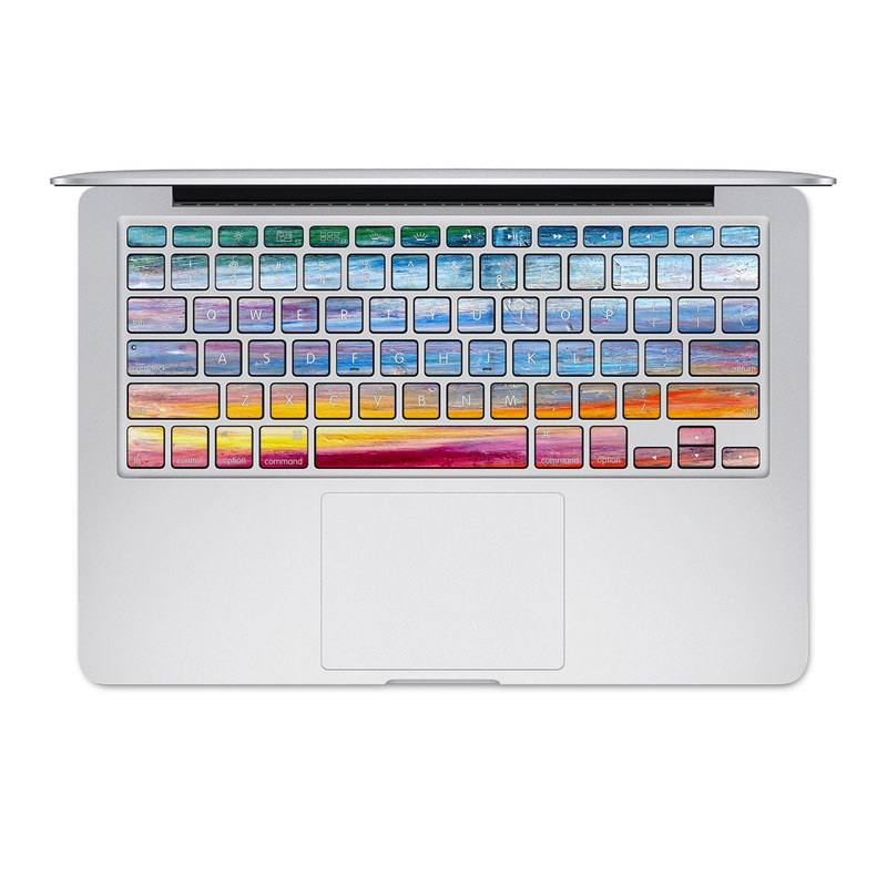 Waterfall MacBook Pre 2016 Keyboard Skin
