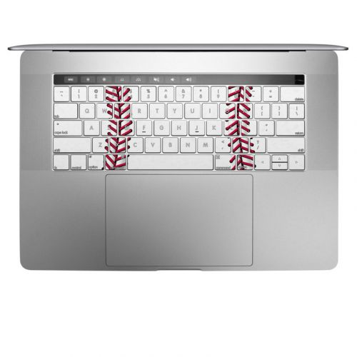 Baseball MacBook Keyboard Skin