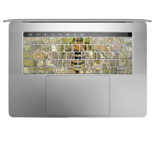 Honey Bee MacBook Keyboard Skin