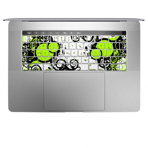 Simply Green MacBook Keyboard Skin