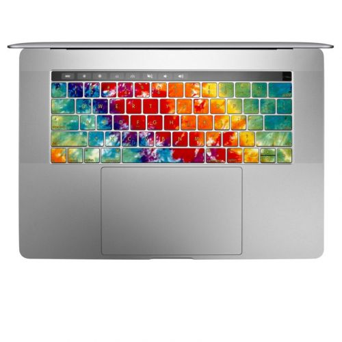 Tie Dyed MacBook Keyboard Skin