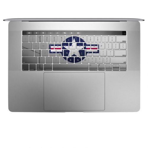 Wing MacBook Keyboard Skin