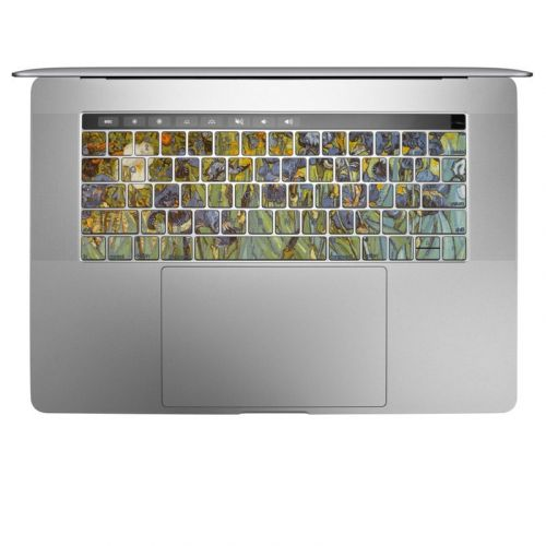 Irises MacBook Keyboard Skin