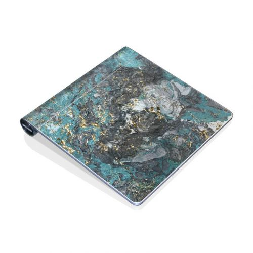 Gilded Glacier Marble Apple Magic Trackpad Skin