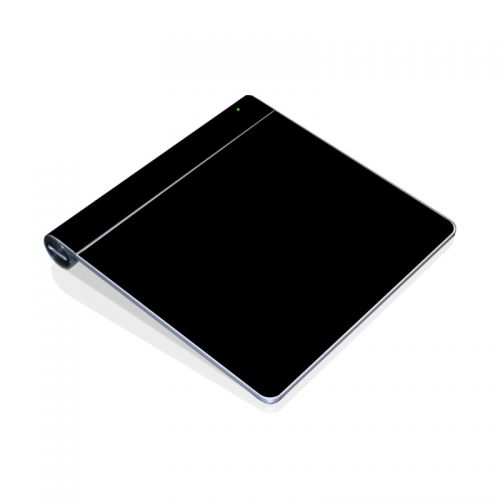 Solid State Black Apple Magic Trackpad Skin