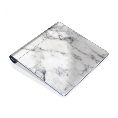 White Marble Apple Magic Trackpad Skin
