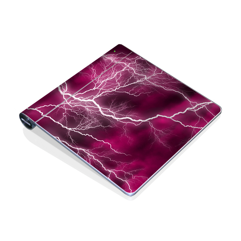 Apocalypse Pink Apple Magic Trackpad Skin