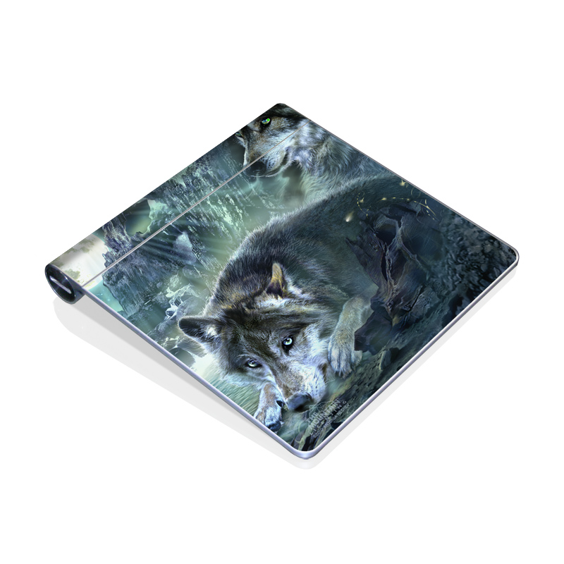 Bark At The Moon Apple Magic Trackpad Skin
