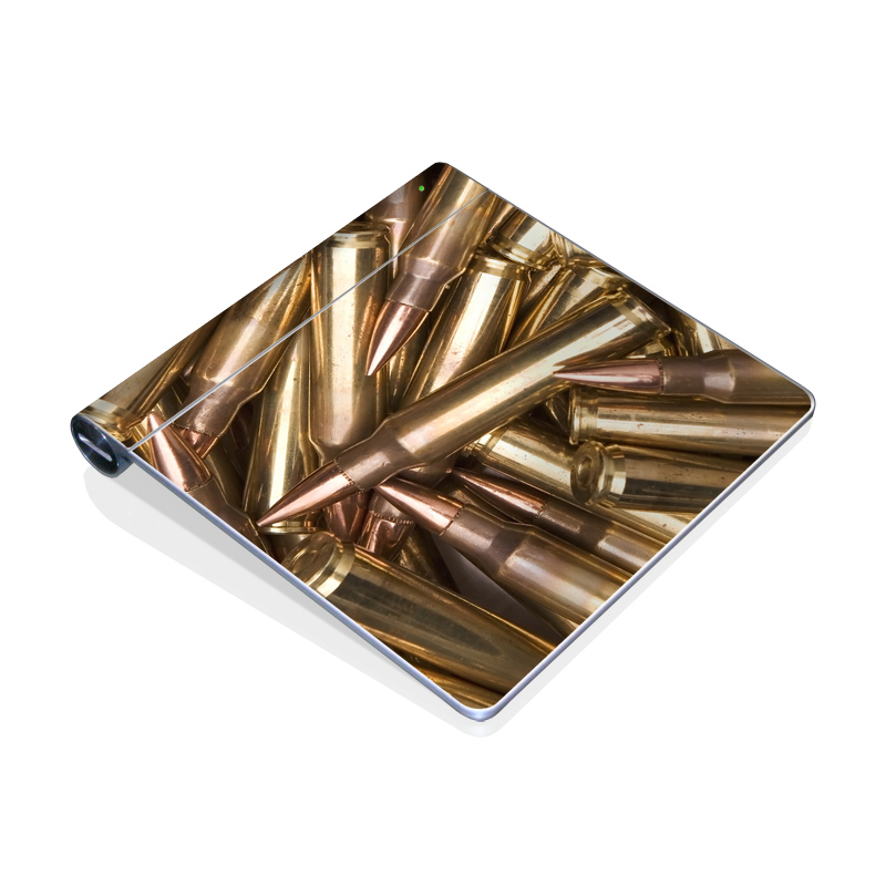 Bullets Apple Magic Trackpad Skin