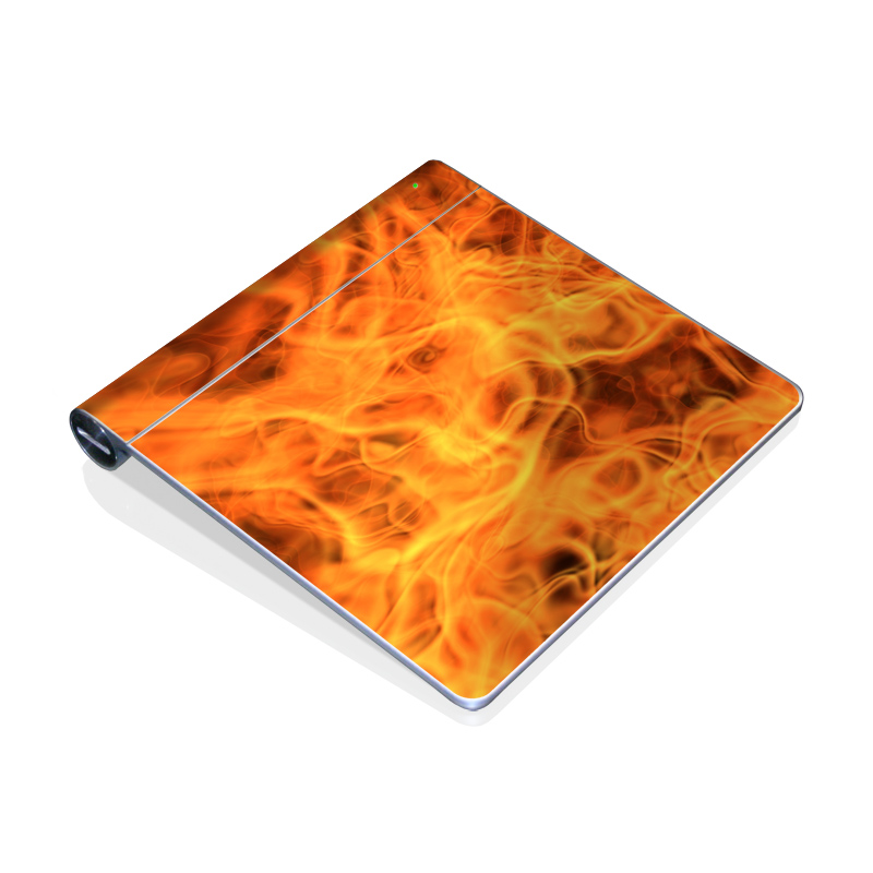 Combustion Apple Magic Trackpad Skin