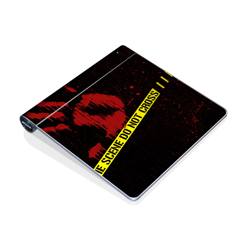 Crime Scene Apple Magic Trackpad Skin