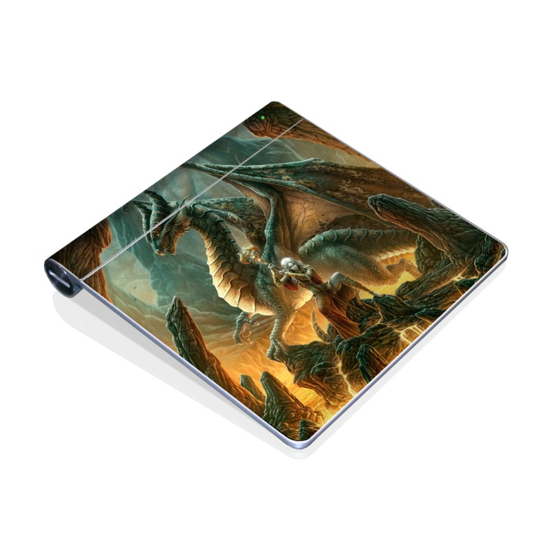 Dragon Mage Apple Magic Trackpad Skin