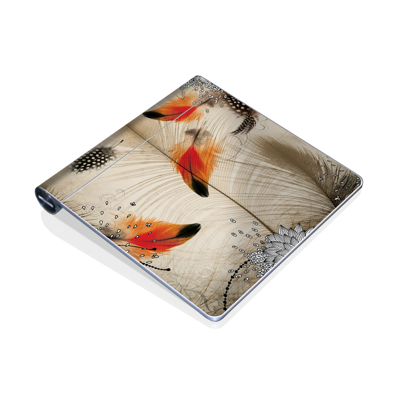 Feather Dance Apple Magic Trackpad Skin