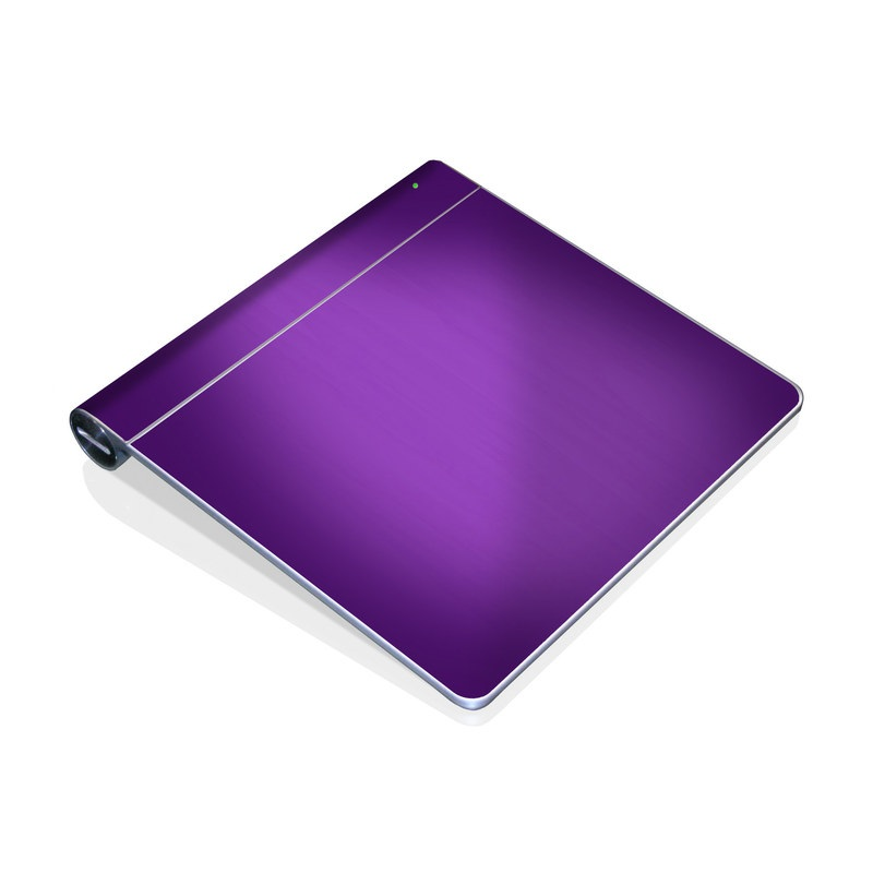 Apple Magic Trackpad Skin design of Violet, Purple, Lilac, Pink, Magenta, Wallpaper with black, purple, blue colors