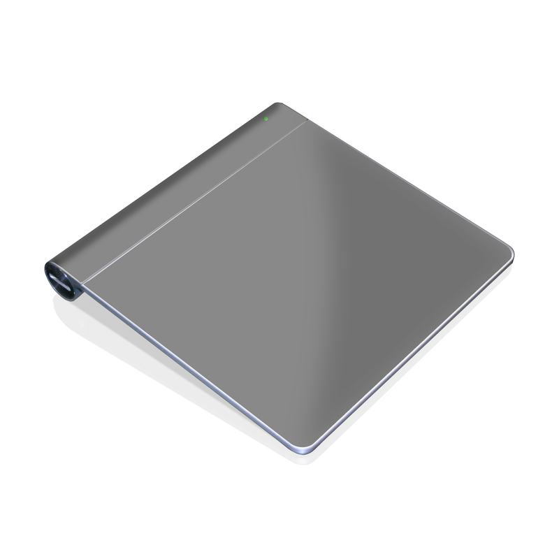 Solid State Grey Apple Magic Trackpad Skin