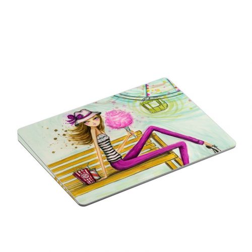 Carnival Cotton Candy Apple Magic Trackpad 2 Skin