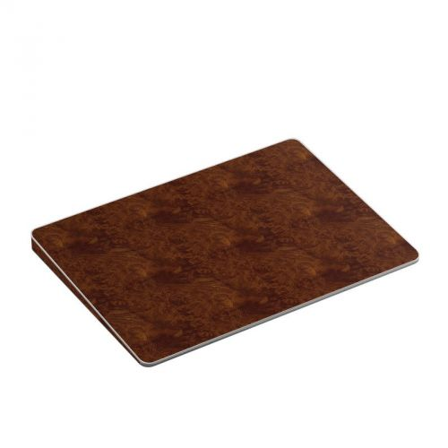 Dark Burlwood Apple Magic Trackpad 2 Skin